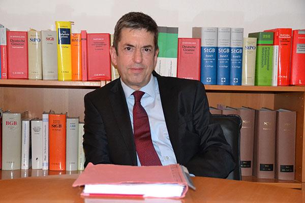 Rechtsanwalt Scheerer
